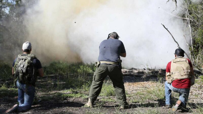 Explosion at gender reveal party rocks several towns