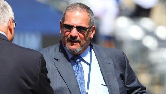 Dave Gettleman: Hard to bet on potential at No. 11